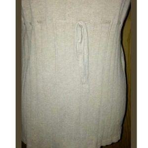 Motherhood Maternity Sweaters - Motherhood Maternity Cowl Short Sleeve Sweater